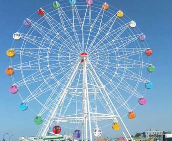 Ferris Wheel for South Africa